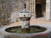 Cereceda: la fontaine