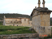 Budia: le Carmel en ruine
