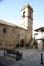 EGLISE DE BANOS DE MONTEMAYOR