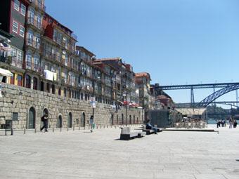 Les quais de Porto