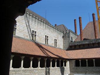 Palis du duc de Bragance