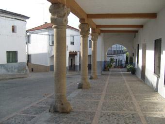 Rue de Puente del  Arzobispo
