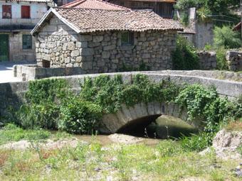 Le pont et le moulin