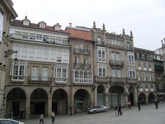 La Plaza Major