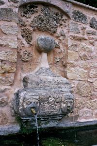 fontaine à Ruguilla