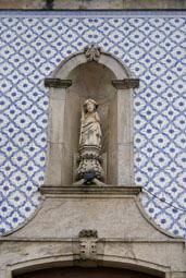La statue de Saint Jacques