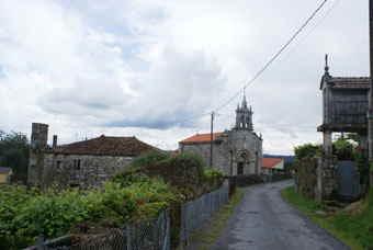 Eglise romane de San Martino de Dornilas