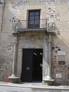 La maison d'Herman Perez