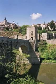 Le pont d'Alcantara