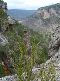 vue de l'Escaleron