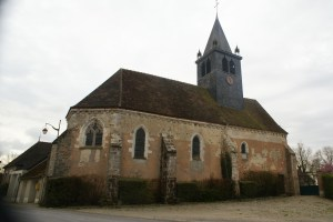 L'église de Allemanche