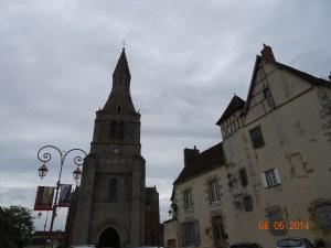 La Châtre église