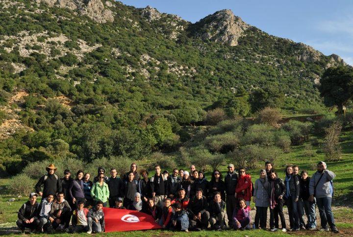 association randonneurs tunisie
