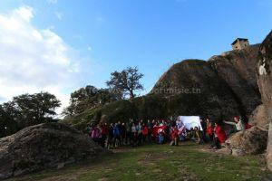 Weekend Randonnée Ain Soltan Feija - groupe kef negcha