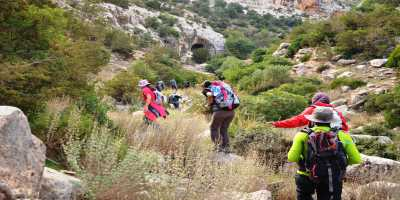 Circuit randonnée Ain Khanfous Oueslatia - randonnée groupe