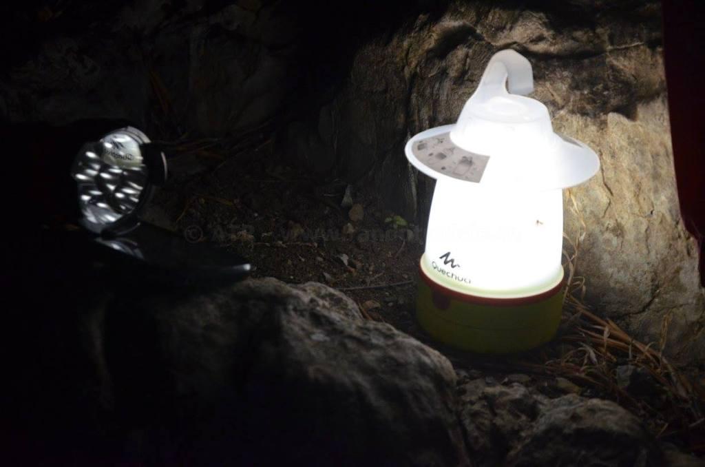 randonnée nocturne zaghouan