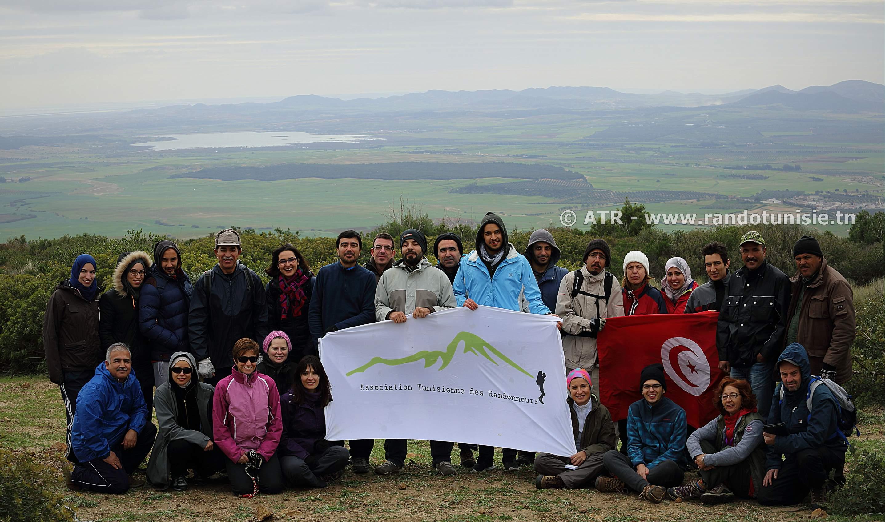 Randonnée Djebel Sidi Zid