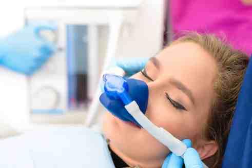 Nitrous Oxide nose piece