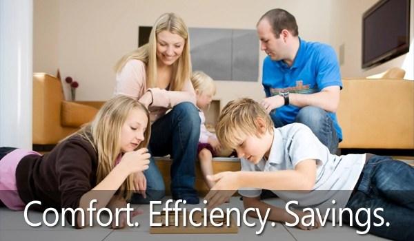 Comfort & Savings