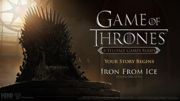 Iron from Ice: Enter the Game of Thrones