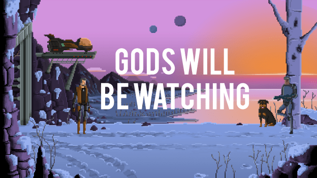 Gods Will Be Watching: managing brutal consequences