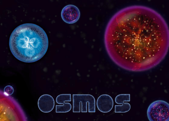 Osmos let's play