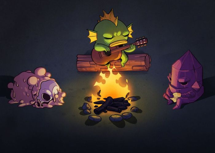 Let's play Nuclear Throne