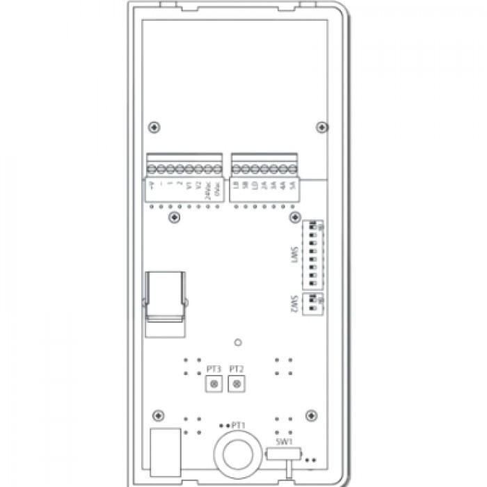 Videx 6056 Colour LCD Video Monitor