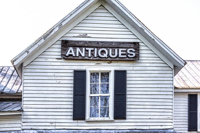 Brooks antique store