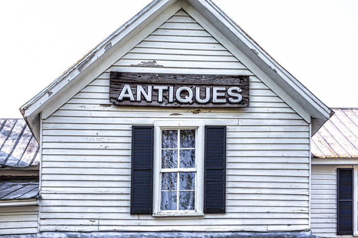 Brooks antique store