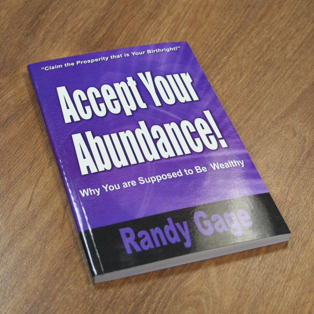Accept Your Abundance