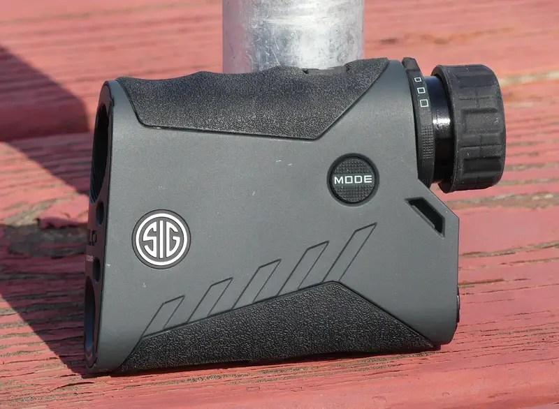 Laser Rangefinder Scopes Rifles