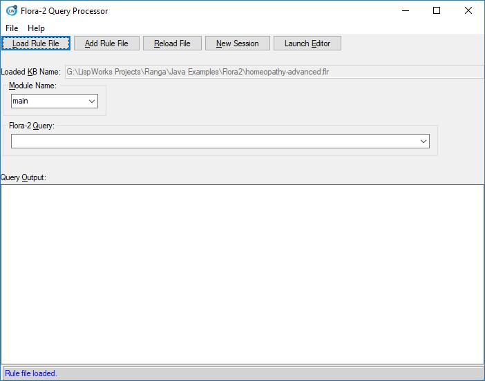 After Loading KB File