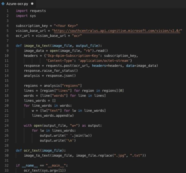 Python Program