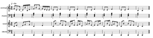 Snippet-1 Notation