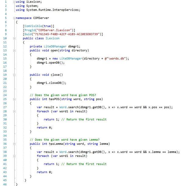 COM Server