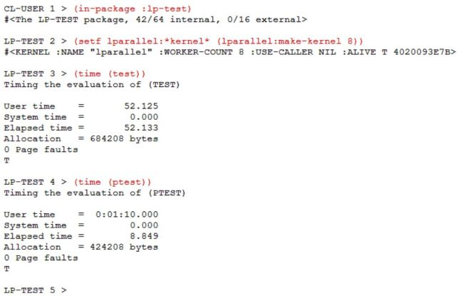 With 8 Worker Threads in Kernel
