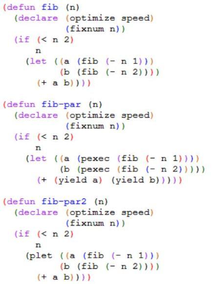 Fibonacci Calculation - 3 Ways