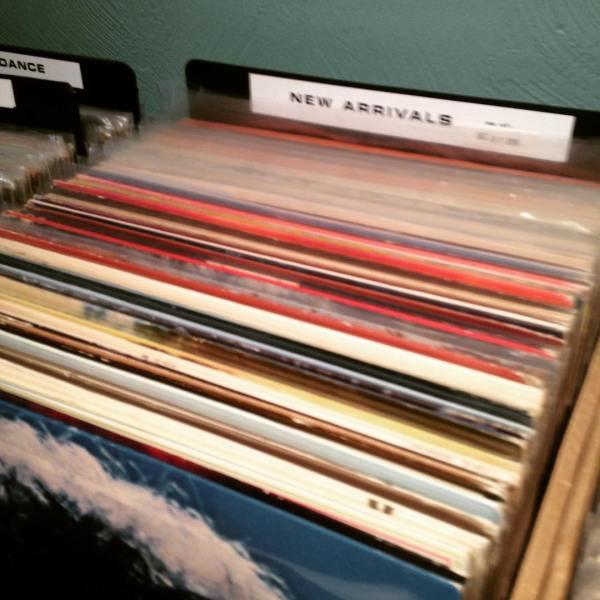 Vintage vinyl for your cool friends