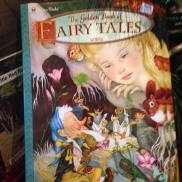 We still have beautiful classic fairy tales, which every child needs.