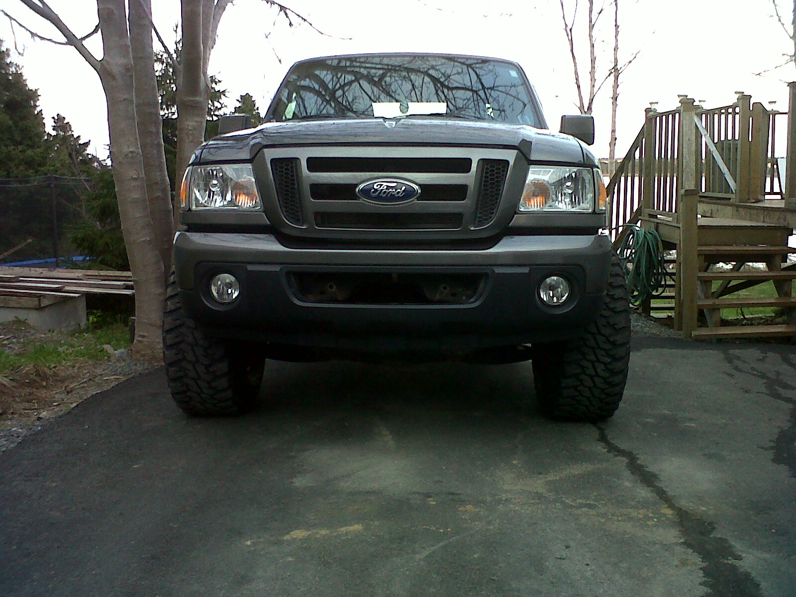 2011 Ford Ranger Lifted