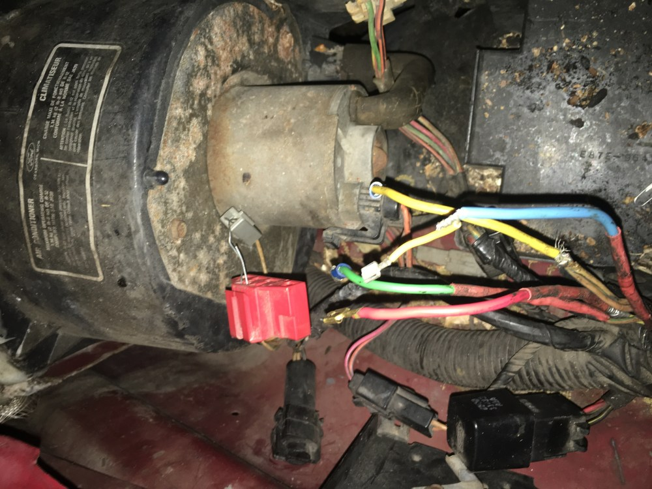 medium resolution of 1988 ford ranger elctrical help please