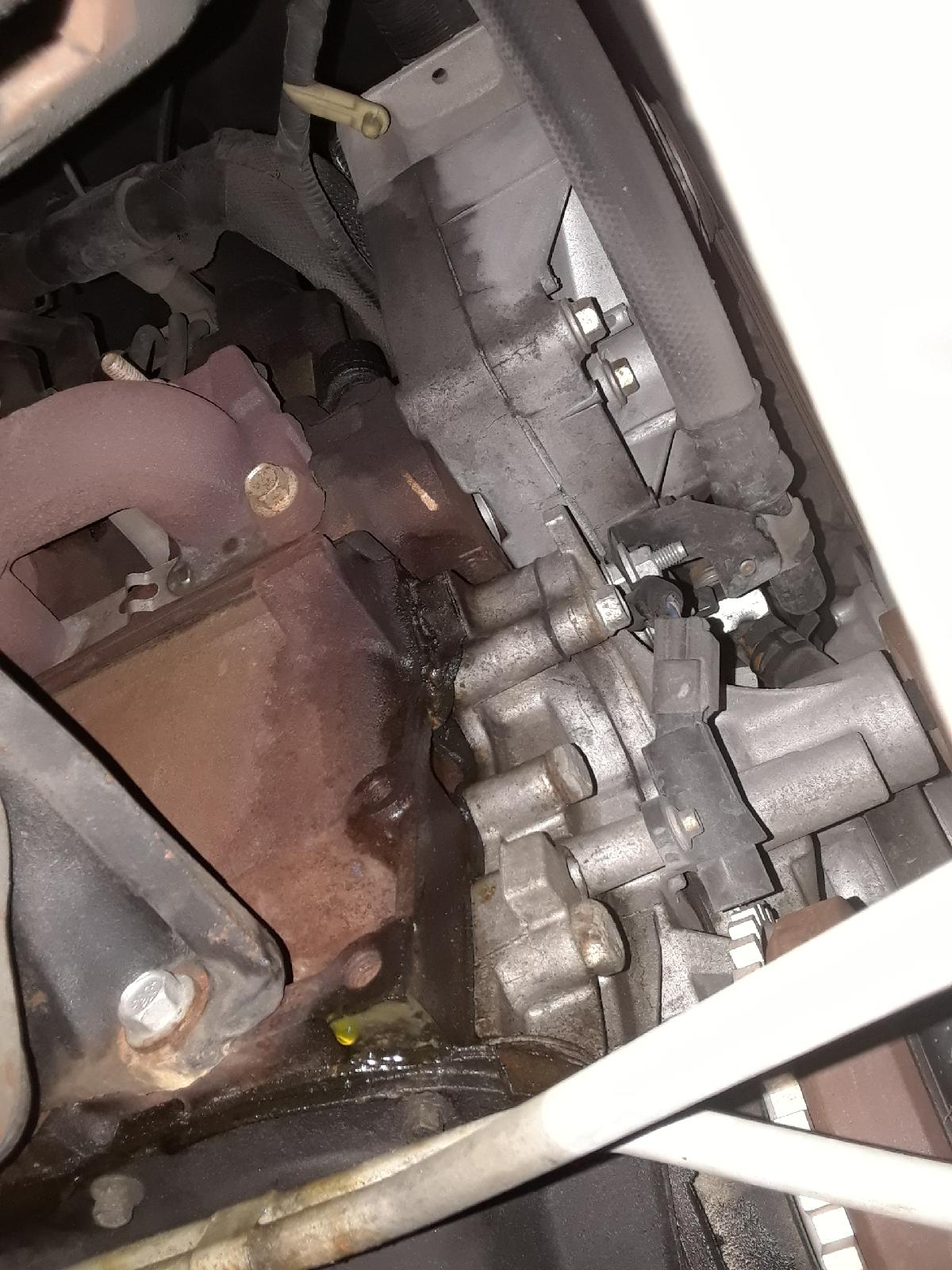 hight resolution of coolant leak timing cover seal or water pump ranger forums the ranger 30l coolant diagram