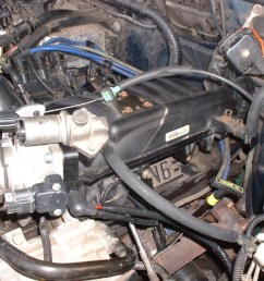 01 ford windstar rough idle