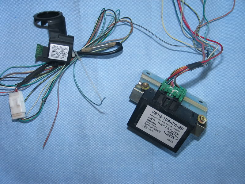 Ford Explorer Body Control Module Location On Pats Module Location
