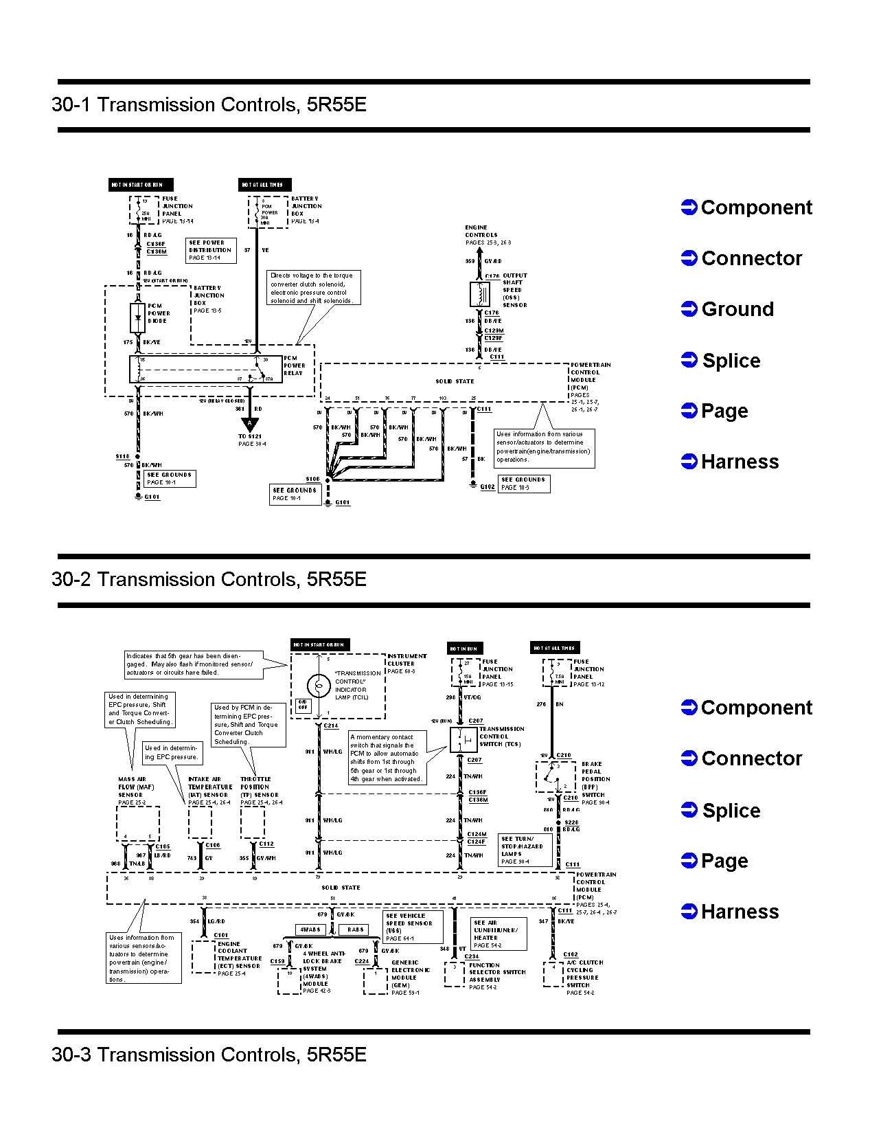 hight resolution of 5r55s wiring diagram wiring diagram new 5r55s solenoid block wiring diagram