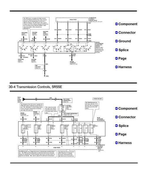 small resolution of  151481d1501380298 transmission wiring 5r55ewiring page 2 transmission wiring ranger forums the ultimate ford ranger 5r55e wiring diagram at