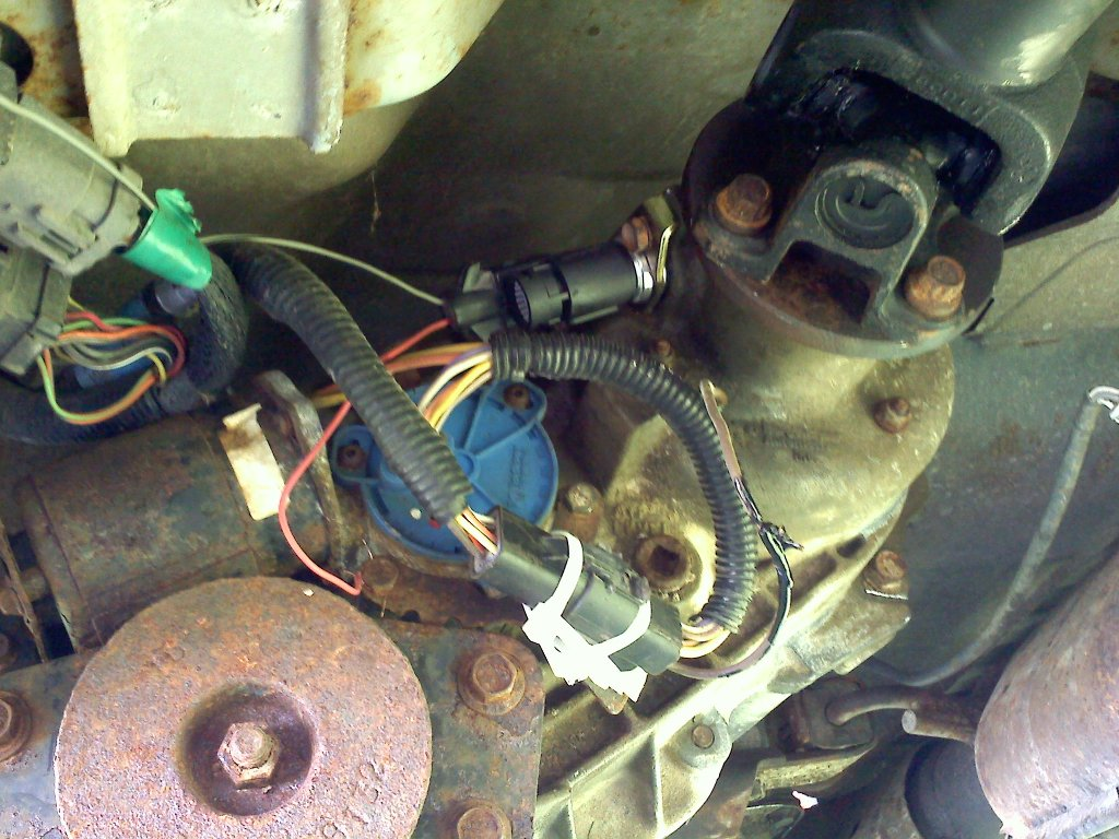 2010 ford ranger wiring diagram minn kota manual vss sensor - ranger-forums the ultimate resource