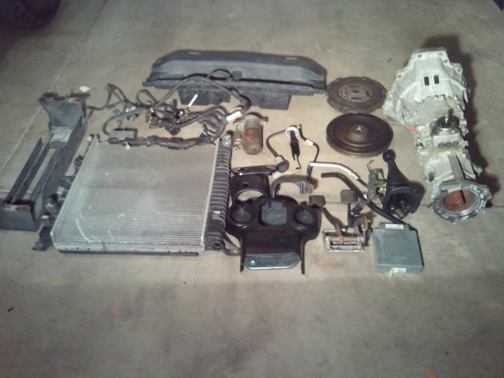 1996 Ford Ranger Wiring For Sale 2003 Xlt 4 0l Auto To Manual Swap Co Ranger