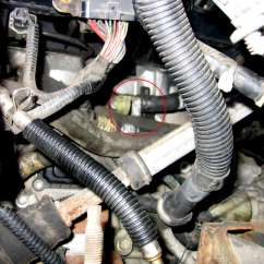 2002 Ford Explorer Engine Diagram 1997 Xlt Stereo Wiring How-to: Change A Dohc 2.3l Pcv Valve - Ranger-forums The Ultimate Ranger Resource